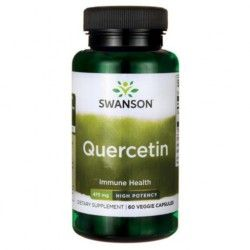 Quercetin High Potency 475 mg, 60 kapsler