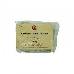 Barberry Bark pulver (100 g)